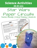 Star Wars Paper Circuits Projects