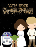 Star Wars Place Value{Games, technology, printables, craft