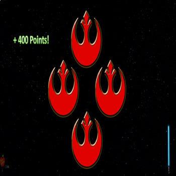 Star Wars PowerPoint Game