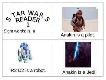 Star Wars Reader 1