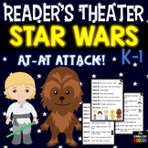 Star Wars Reader's Theater: AT-AT Attack! Reading Comprehension