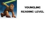 Star Wars Reading Level Printables