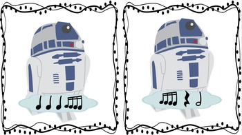 Star Wars Rhythm Races (Sixteenth Notes/Tika Tika)