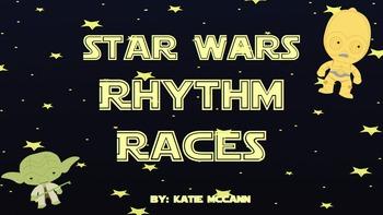 "Rhythm Races-Inspired by ""Star Wars"" (Sixteenth Notes/Tika Tika)"