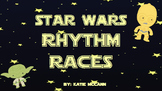 Star Wars Rhythm Races (Sixteenth Notes/Tika Tika)