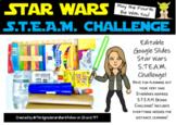 Star Wars Digital STEAM Challenge: Google Slides **May the