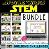 Space Wars STEAM BUNDLE - May the 4th Be With You - Star Wars inspired