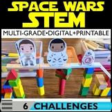 STEM Challenge BUNDLE - Star Wars inspired