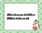 Star Wars Scientific Method Anchor Chart