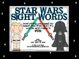 Star Wars Sight Words: Teach the First 300 Fry Words and Make It FUN