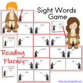 Sight Words Reading Fluency Game Third 100 Words Star Wars Theme