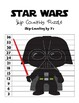 Star Wars Inspired Skip Counting Puzzles - Numbers 2 to 12