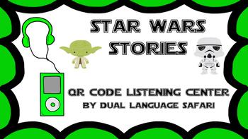 Star Wars Stories (QR Code Read Alouds)