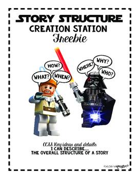 Star Wars Story Structure FREEBIE