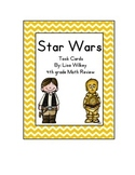 Star Wars Task Cards Grade 4