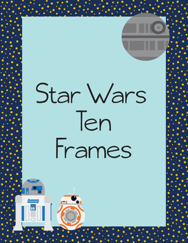 Star Wars Ten Frames