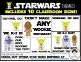 Star Wars Standardized Testing 'Do Not Disturb' Signs *May the Fourth*