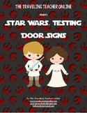 Star Wars©  Testing Door Signs Multi Pack