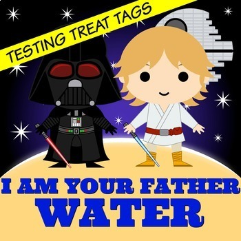 Star Wars Testing Motivation Bundle: May The Scores Be With You