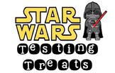 Star Wars Testing Treats