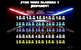 Star Wars Theme  Jeopardy Game - Editable - Instant Download