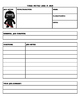 Star Wars Theme AVID Cornell Note Taking Templates