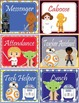 Star Wars Theme Classroom Jobs - EDITABLE