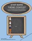 Star Wars Theme Contest - to teach self control