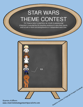 Star Wars Theme Contest - to teach self control