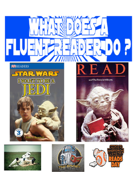 Star Wars Theme FLUENCY Posters