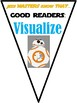 Star Wars Theme Traits of a Good Reader Flag Pennant Posters