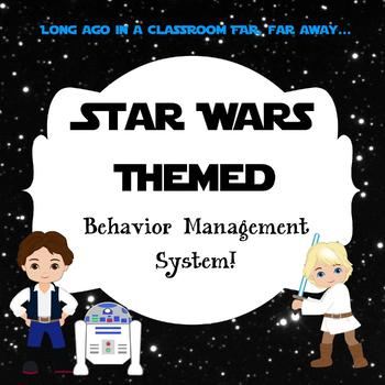 Star Wars Themed Behavior Management System
