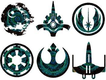 Star Wars Themed Bucket Filler