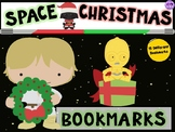 Star Wars Themed Christmas Bookmarks