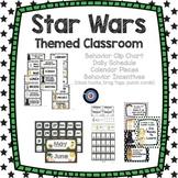 Star Wars Themed Classroom
