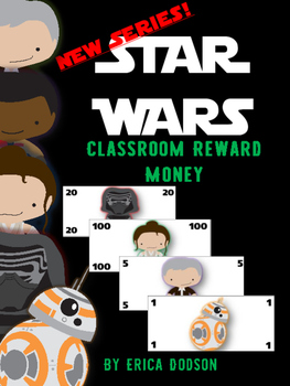 Star Wars Themed Classroom Management Reward Money {New Series}