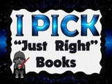 Star Wars Themed I Pick Chart