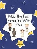Star Wars Themed Math Fact Match