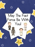 Star Wars Themed Math Fact Match