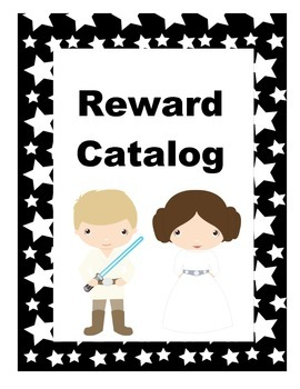 Star Wars Themed Reward Catalog