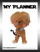 Star Wars Themed Student Planner