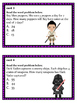 Star Wars Themed Word Problems Task Cards: Multiplications