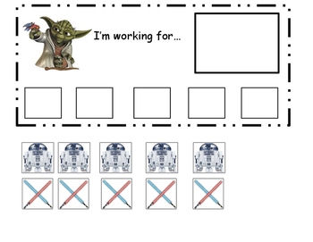 Star Wars Token Boards