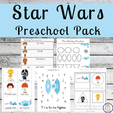 Star Wars Tots to Prep Pack