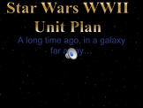 Star Wars WWII Unit Plan
