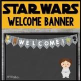 Star Wars Welcome Banner