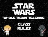 Star Wars: Whole Brain Teaching Class Rules