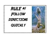 Star Wars Whole Brain Teaching Rules (and Diamond)