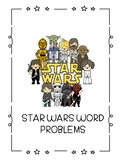 Star Wars Word Problems