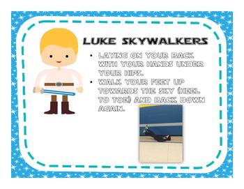 Star Wars Workout